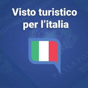 VISTI D'INGRESSO IN ITALIA